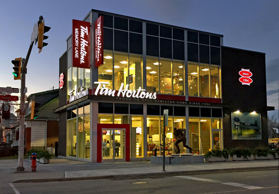 Element Project Services Tim Hortons Project