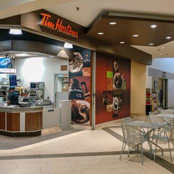 Tim Hortons - Woodbridge Plaza